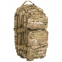Batoh MilTec US Laser Cut Assault Small (140026) / 20L / 42x20x25cm Multitarn