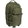 Batoh MilTec US Laser Cut Assault Large (140027) / 36L / 51x29x28cm Green