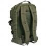 Batoh MilTec US Laser Cut Assault Large (140027) / 36L / 51x29x28cm Green