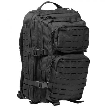 Batoh MilTec US Laser Cut Assault Large (140027) / 36L / 51x29x28cm Black