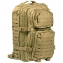 Batoh MilTec US Laser Cut Assault L / 36L / 51x29x28cm Coyote