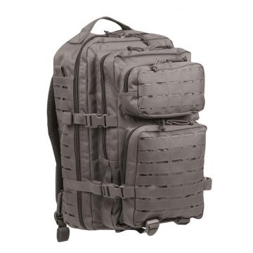 Batoh MilTec US Laser Cut Assault L / 36L / 51x29x28cm Grey