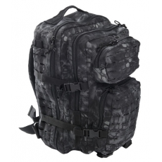 Batoh MilTec US Laser Cut Assault L / 36L / 51x29x28cm Mandra Night