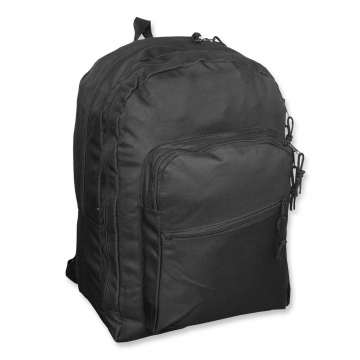 Batoh MilTec Day Pack (140030) / 25L /  31x21x43cm Black