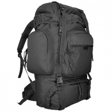 Batoh MilTec Commando (140270) / 55L / 35x18x54cm Black