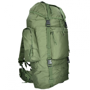 Batoh MilTec Ranger / 75L / 35x20x70cm Green