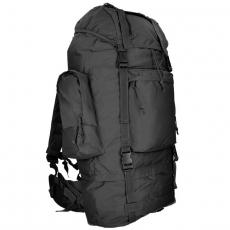 Batoh MilTec Ranger / 75L / 35x20x70cm Black