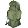 Batoh MilTec Recom / 88L / 39x21x75cm Green