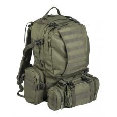Batoh sada MilTec Defence Pack Assembly (140450) / 36L Green