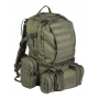 Batoh sada MilTec Defence Pack Assembly (140450) / 36L Green