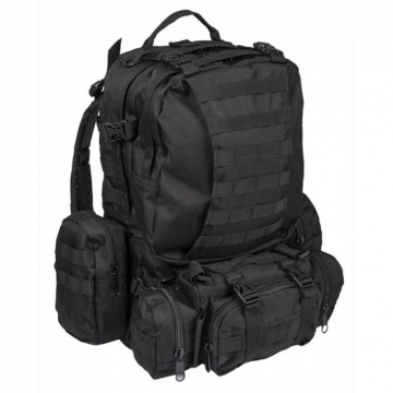 Batoh MilTec Defence Pack Assembly / 36L Black