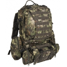 Batoh sada MilTec Defence Pack Assembly (140450) / 36L Mandra Wood