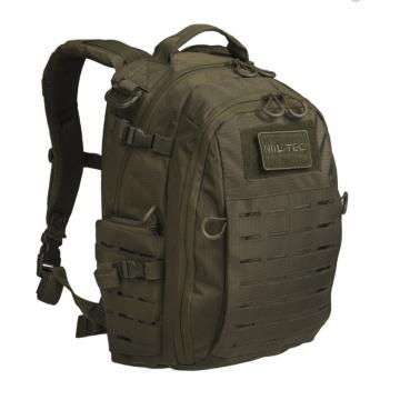 Batoh MilTec HEXTAC (140470) / 25L / 28x24x43cm OD Green