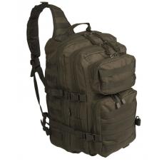 Batoh přes rameno MilTec One Strap Assault Pack Large / 29L / 48x33x27cm Green