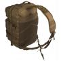 Batoh přes rameno MilTec One Strap Assault Pack Large (140592) / 29L / 48x33x27cm Coyote