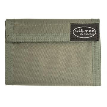 Peněženka MilTec / 9x13cm Green