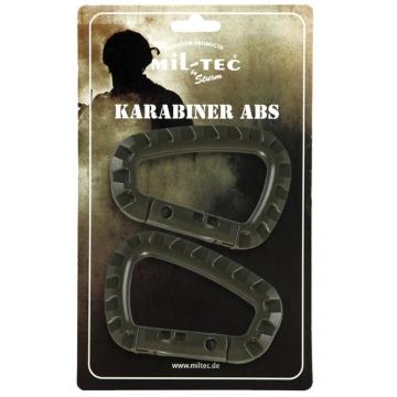 Karabina MilTec ABS / 8,3cm