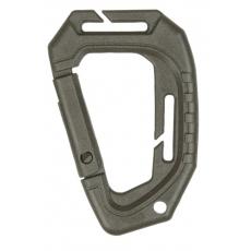 Karabina MilTec Tactical MOLLE (2 ks.) / 9,3cm