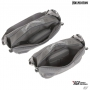 Pouzdro na suchý zip Maxpedition Hook & Loop Pouch (HLP) / 17x15 cm Grey