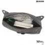 Pouzdro na suchý zip Maxpedition Hook & Loop Pouch (HLP) / 17x15 cm Black