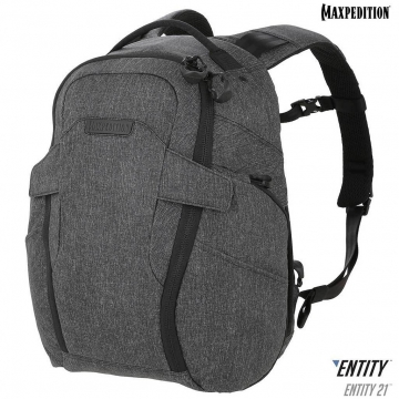 Batoh Maxpedition Entity 21 (NTTPK21) / 21L / 30x23x43 cm Charcoal