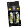 Nabíječka Armytek Universal Charger Uni C2 pro  IMR, Li-Ion 4.2V, Li-Ion 4.35V, Ni-MH, Ni-Cd and Li-FePO4