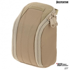 Pouzdro Maxpedition MPP Medium Padded Pouch AGR / 9x7x16 cm Tan