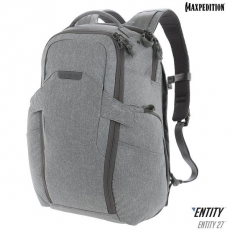Batoh Maxpedition Entity 27 Backpack 27L (NTTPK27) / 27L / 30x23x51 cm Ash