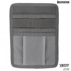 Kapsa na suchý zip Maxpedition Entity Hook & Loop Low Profile Panel (NTTPNFGRY) / 13x18 cm Grey