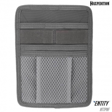 Kapsa na suchý zip Maxpedition Entity Hook & Loop Low Profile Panel (NTTPNFGRY) / 13x18 cm Grey