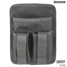 Kapsa na suchý zip Maxpedition Entity Hook & Loop Utility Panel (NTTPNUGRY) / 13x18x3 cm Grey