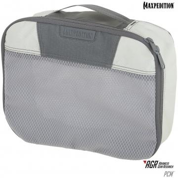 Střední cestovní pouzdro Maxpedition ARG PCM Packing Cube Medium / 29x9x23 cm Grey