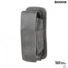 Pouzdro Maxpedition SES Single Sheath Pouch Grey