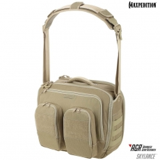 Taška Maxpedition AGR Skylance Tech Gear Bag 28L / 42x23x 34 cm Tan