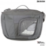 Taška Maxpedition Skyvale Tech Messenger Bag 16L AGR / 46x20x35 cm Black