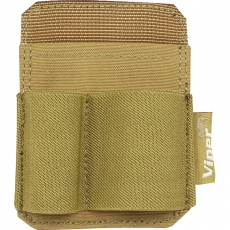 Pouzdro na suchý zip na příslušenství Viper Tactical Accessory Holder Patch (VACCHP) /... Coyote