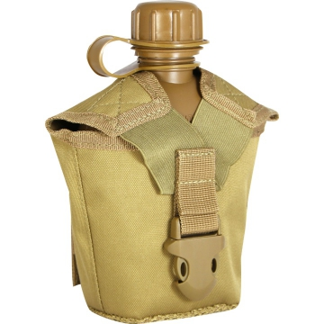 Pouzdro a láhev Viper Tactical Modular Water Bottle Pouch (VMWBOT) Coyote