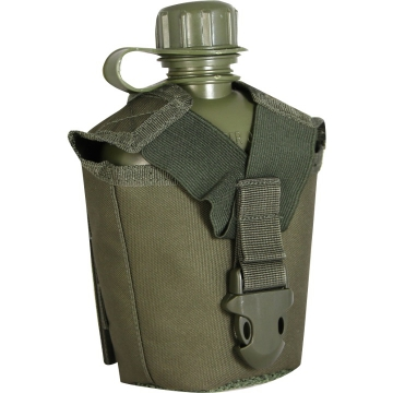 Pouzdro a láhev Viper Tactical Modular Water Bottle Pouch (VMWBOT) Green