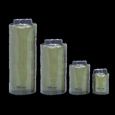Ultra lehké suché pytle Web-Tex Ultra Lightweight Dry Sacks 2.5L Green