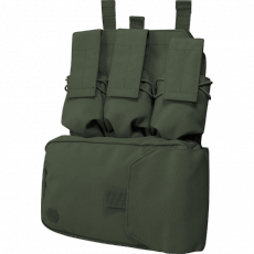 MOLLE kompatibilní panel Viper Tactical Assault Panel / 28x37x9 cm Green