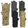 Samosvorná sumka na zásobníky Viper Tactical Elite Extended Pistol Mag Pouch VCAM
