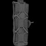 Sumka na zásobníky Viper Tactical Elite Extended Pistol Mag Pouch Titanium