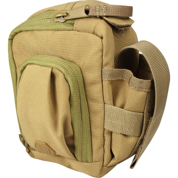 Pouzdro Viper Tactical Express Side Winder Pouch / 15x18x8cm Dark Coyote