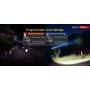 Svítilna Klarus 360X3 USB / 6500K / 3200lm (0.75h) / 283m / 6 režimů / IPx8 / včetně 18650 Li-Ion / 140gr