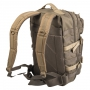 Batoh MilTec Ranger US Assault Large / 36L / 51x29x28cm Green Coyote