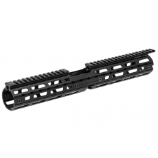 "Předpažbí UTG PRO AR15 Super Slim M-LOK® 15"" Drop-in Carbine Length (MTU015SSM)"