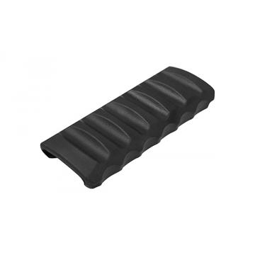Krytka railu UTG RB-HP27B (černá) polymer, nízky profil, 2.7