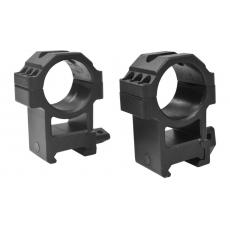 Montáž pro optiku - kroužky UTG RG2W3226 QD Twist Lock High Rings (2 ks.) 30mm / 25mm