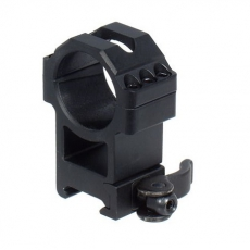 Montáž pro optiku - kroužek UTG RQ2W3256S Lever Lock High (1 ks.) 30mm