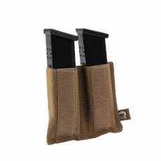 Elastické pouzdro na zásobníky  na suchý zip Viper Tactical VX Double Pistol Mag Sleeve Dark Coyote